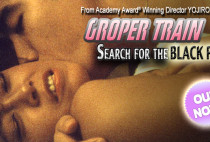 Groper Train: Search for the Black Pearl banner