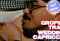 Groper Train Wedding Capriccio banner