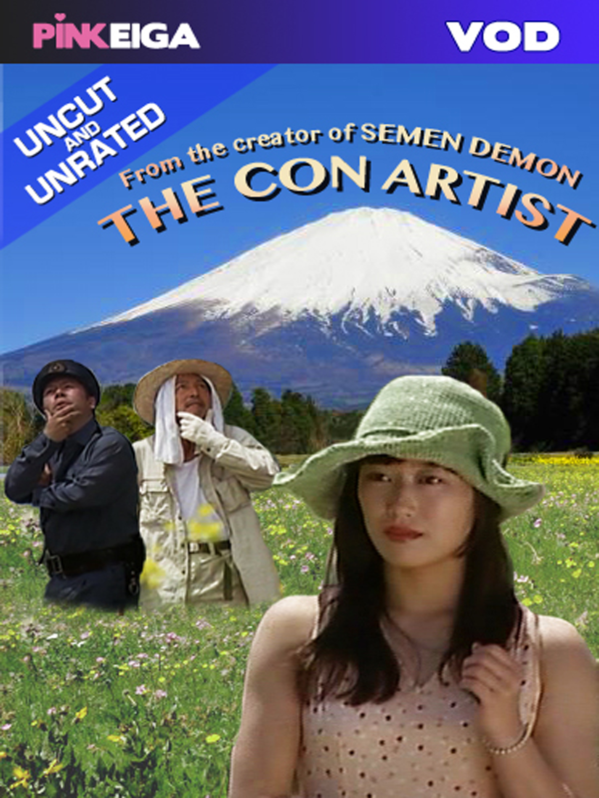 The Con Artist -SD- DOWNLOAD TO OWN