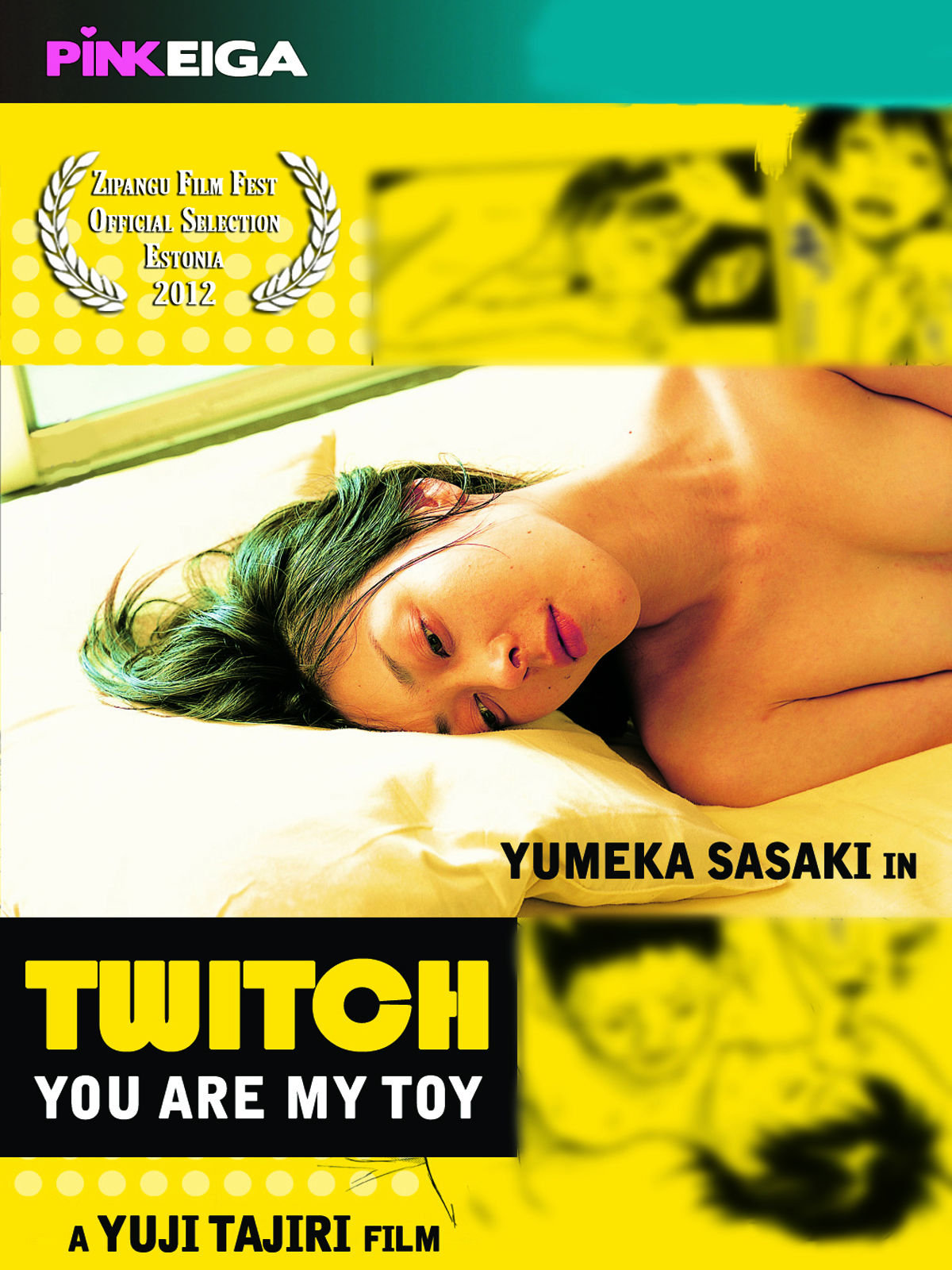 Twitch - You are my Toy -SD- DOWNLOAD TO OWN