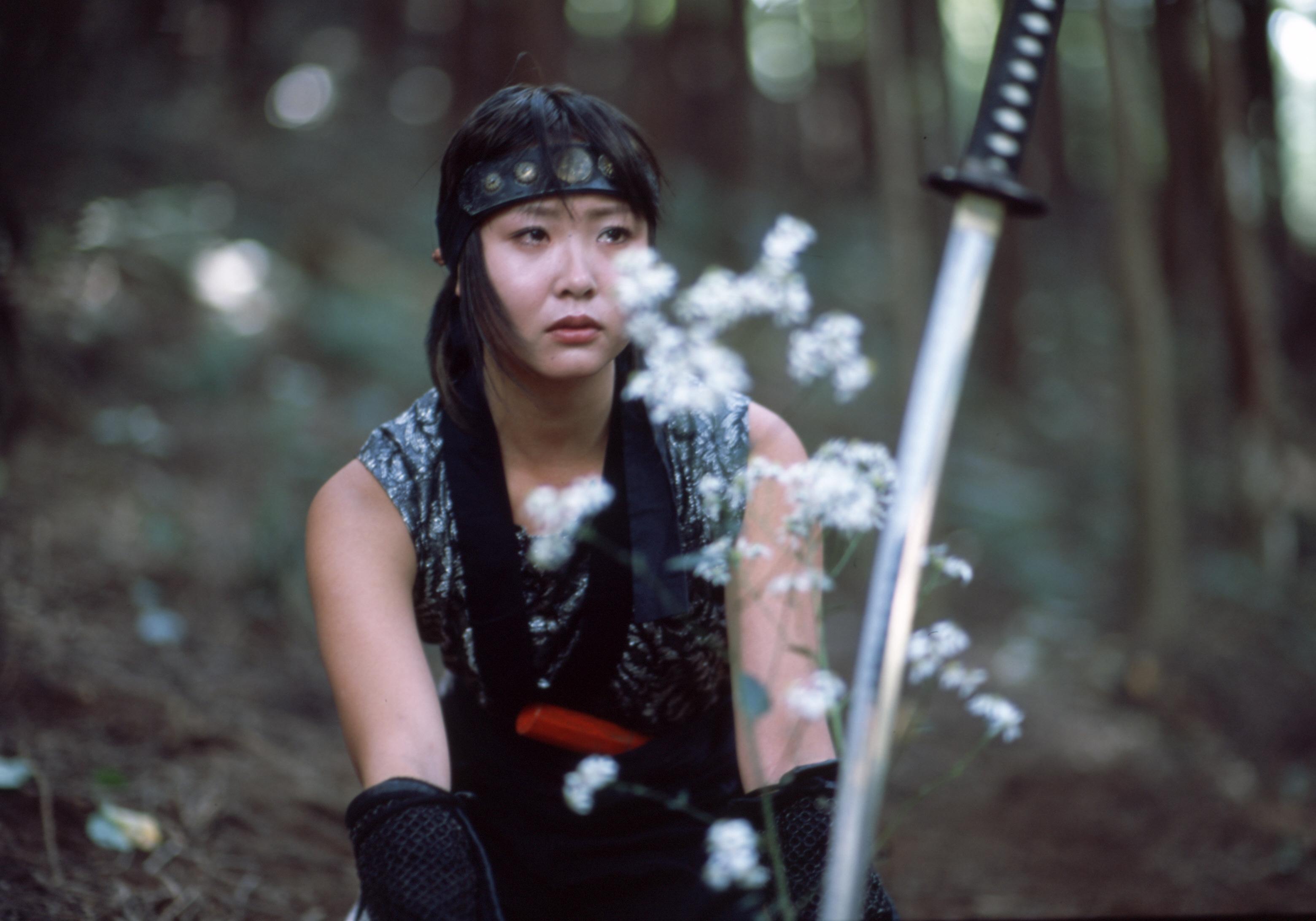 Ninja Pussy Cat (Ninja Warrior Vixen) -HD- DOWNLOAD TO OWN