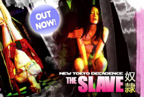 New Tokyo Decadence - The Slave banner