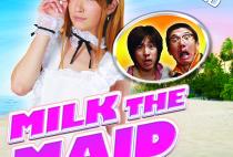 Milk the Maid Box_Front Image_1